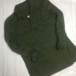 Urban Outfitters Surplus pull over jacket